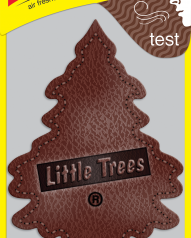 Little Tree - Leather